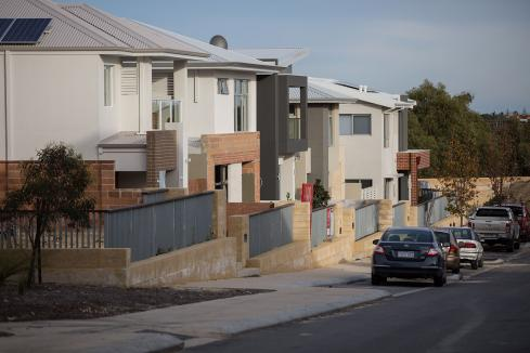 Perth house prices lower in August