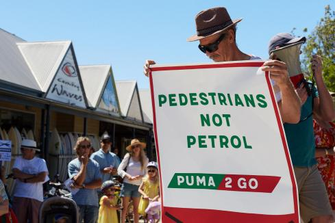 Dunsborough Puma planning stoush persists