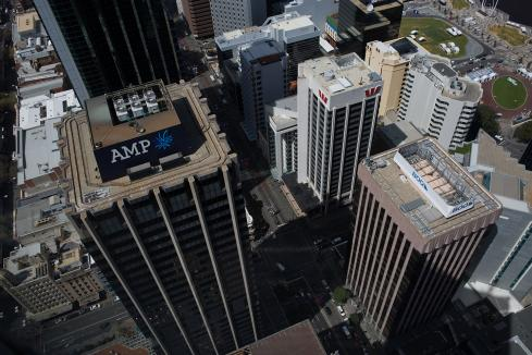 AMP Capital tower attracts interest