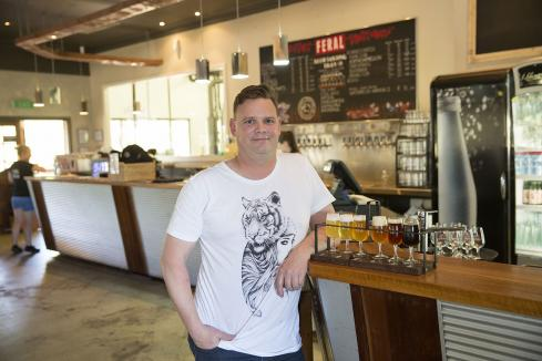 Coke buys local brewery