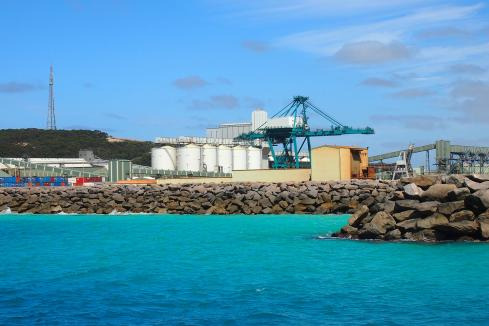 Amalgamation cuts port costs