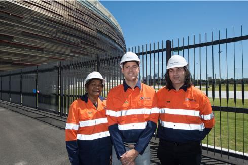 Aboriginal group buys fencing contractor
