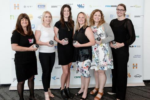 Recognition for top women in construction