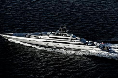 Chinese group buys WA superyacht builder