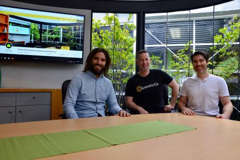 App/tech business of the week ~ SpacetoCo