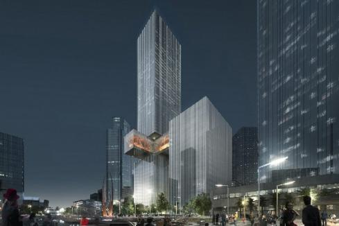 Brookfield committed to $1.1bn Elizabeth Quay project