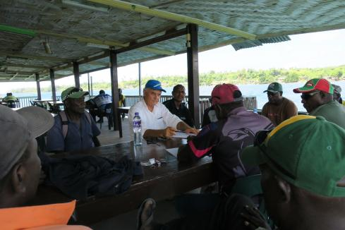 Kalia unearths historical geological reports in Bougainville