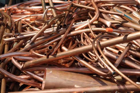 How can scrap metal help people and the environment?