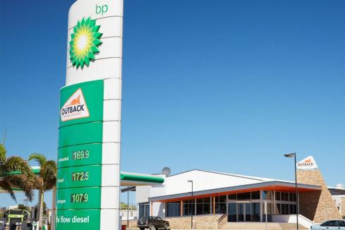 Acure signs BP to regional truck stops
