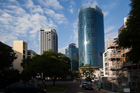 CBD vacancy rate hits 24-month low