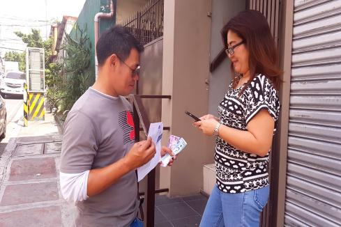 Peppermint to help Filipinos access microfinance