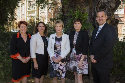 Institute launched for Aboriginal leadership