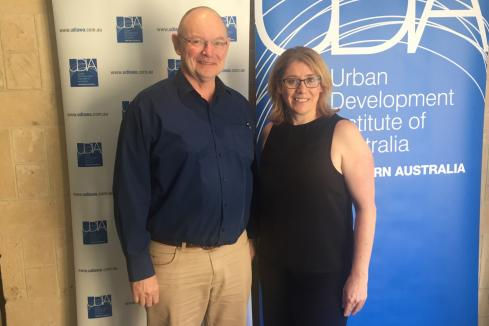 Caddy to lead WA Planning Commission