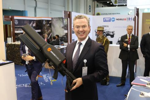 DroneShield to protect Commonwealth Games