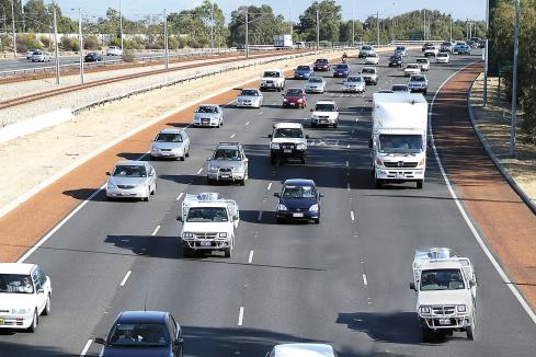 Northern suburbs congestion ranked top issue