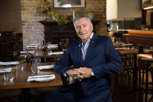 CEO lunch with Michael McLean