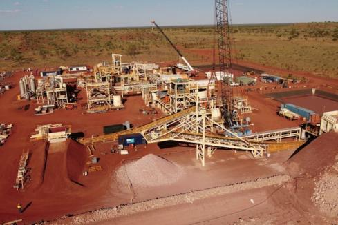 Northern Minerals fires up rare earths crusher