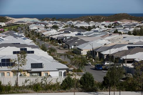 Perth house prices steady in April