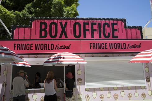 Fringe fights for performers' pay