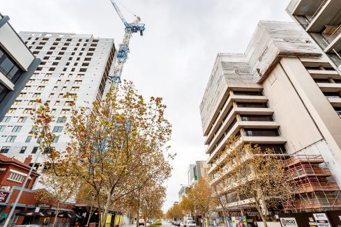 Perth plays catch-up on student accommodation