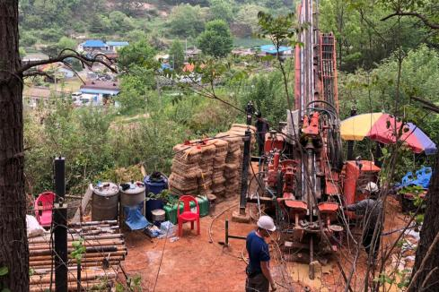 Southern Gold off to solid start at Hampyeong project