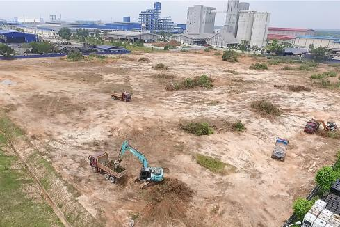 Altech ends site clearance for Malaysian HPA plant