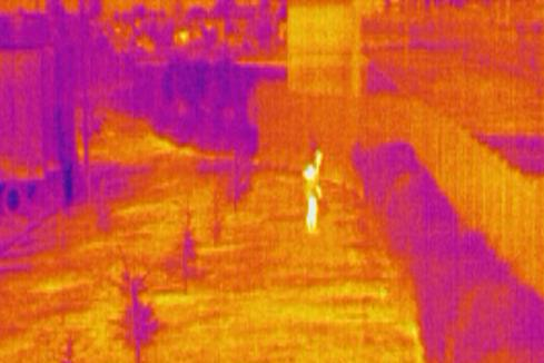 Spectur thermal camera orders rolling in