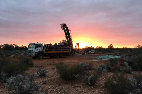 Rods are turning for Terrain at Red Mulga