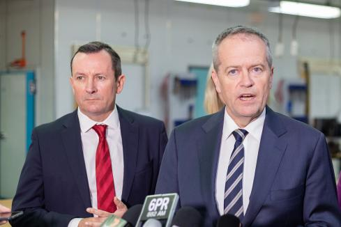 Shorten pledges GST 'unity ticket'