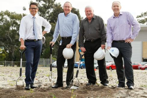 Work starts on $55m SwanCare project