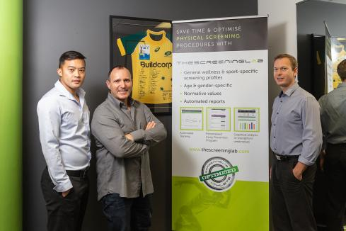 App-tech business of the week – TheScreeningLab