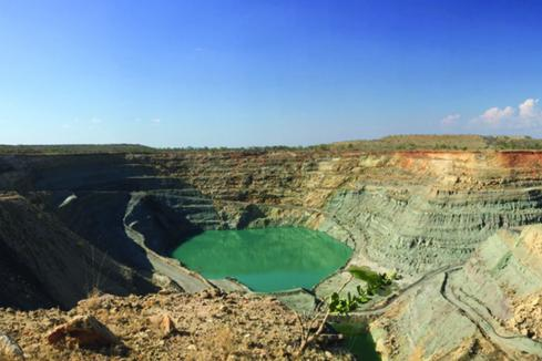 POZ to bid for Ellendale diamond mine