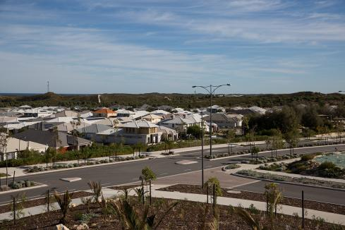 High mortgage delinquency in Perth