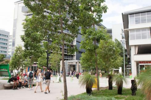 Energy efficiency makes learning a breeze at South Bank TAFE