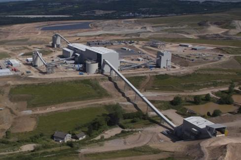 Wolf Minerals into administration