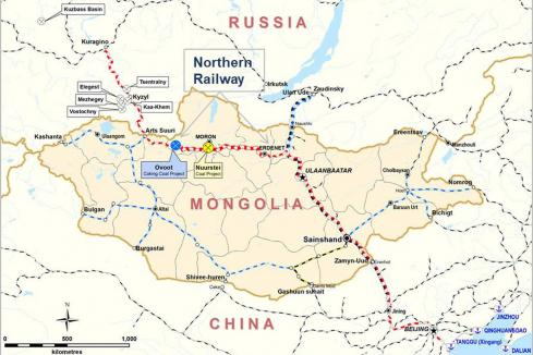 Aspire proves up viability of Russian rail link
