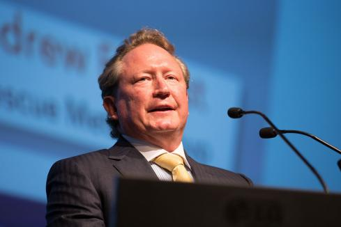 Forrest buys $15m FMG stake