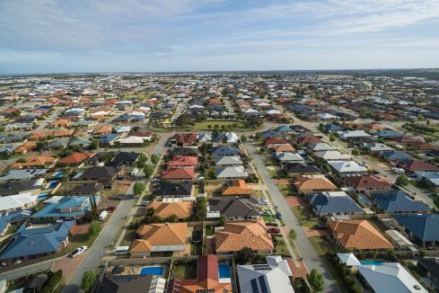 Mixed signals for Perth house prices