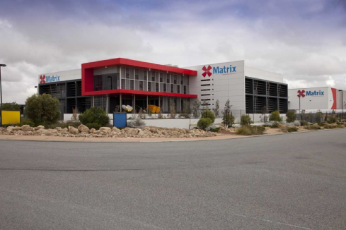 Matrix shares rise on $15.3m contract win
