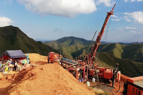 Drilling extends Myanmar's Bawdwin ore system