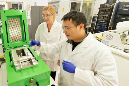 Lithium Australia produces batteries from mine waste