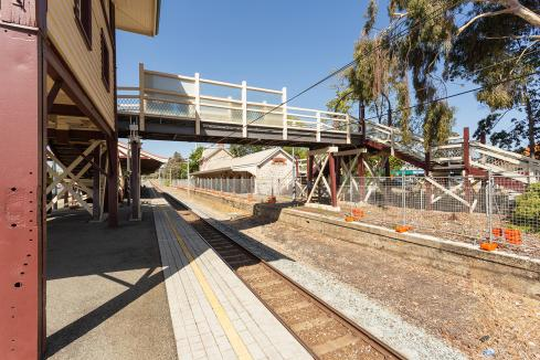 GHD wins Claremont station contract