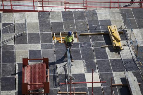 WA construction work on the rise