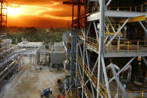 Alcoa locks in gas supply