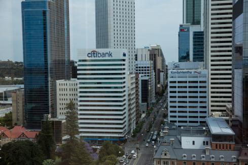 Offshore buyers, institutions drive office sales near $1bn