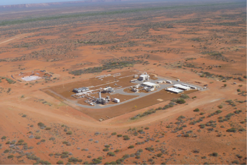 AGIG to expand WA's largest gas storage facility