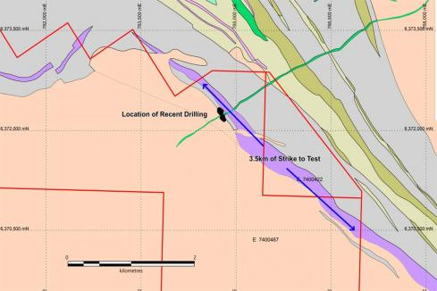 Classic locks down gold project near Southern Cross