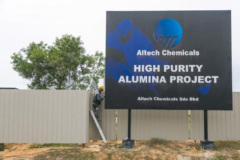 Altech secures development order for alumina plant