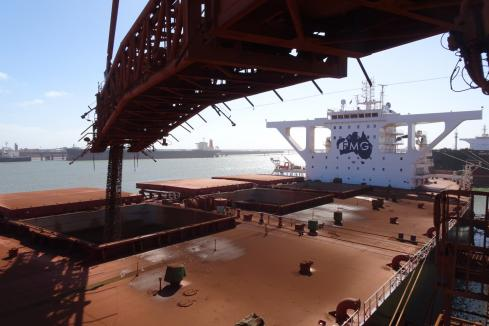 Fortescue's iron ore shipments rise 5% for quarter
