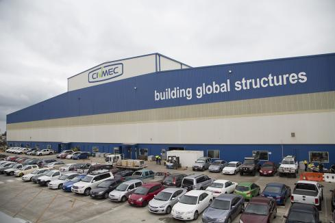 Civmec quarterly profit drops 75%